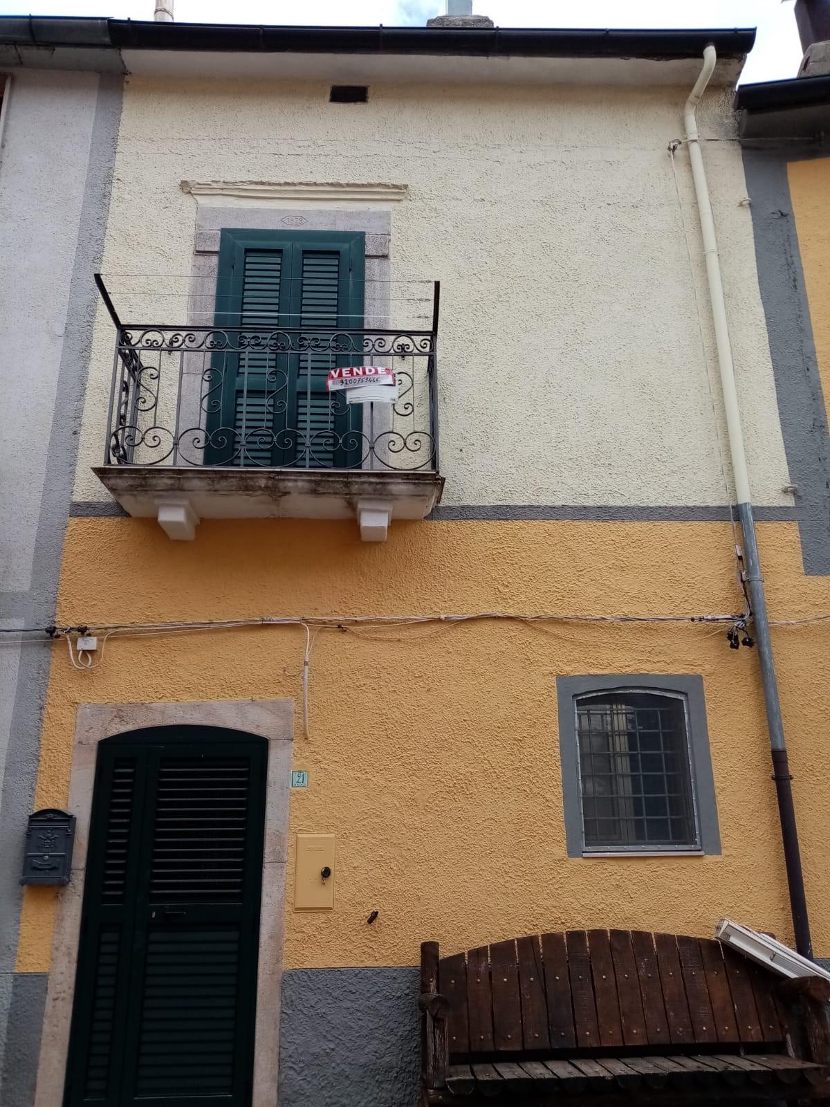"""Via Sant'Antonio """" A Faeto"""""""